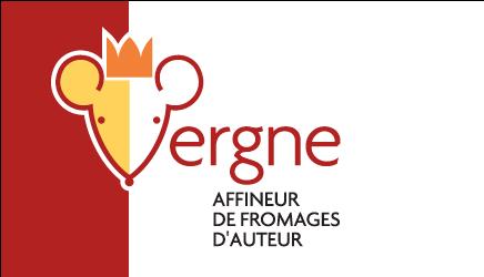 Logo de la fromagerie Vergne - Affineur de fromages d'auteur