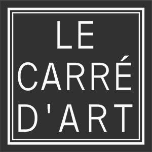 Logo du restaurant le Carré d'Art à Nîmes (Gard - Occitannie)